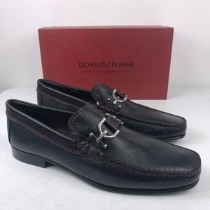 Donald J Pliner Dacio2 Slip On Loafer Buckskin